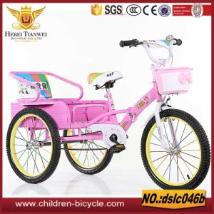 Red Pink Blue Air Type Tricycle for Child pictures & photos