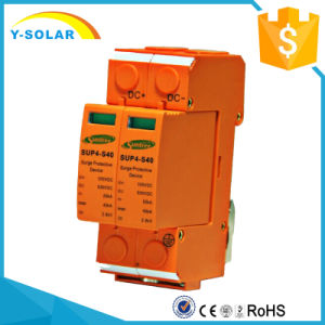 Solar Panel for Sale Inverter Photovoltaic Cells Lightning Protection for PV System Sup2 pictures & photos