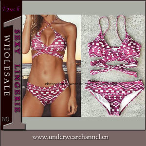 Wholesale OEM Stock Women Sexy Swimwear Bathing Suit Beach Bikini (TKYA1246) pictures & photos