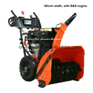 """15HP 30"""" B&S Engine Professional Snow Blower pictures & photos"""
