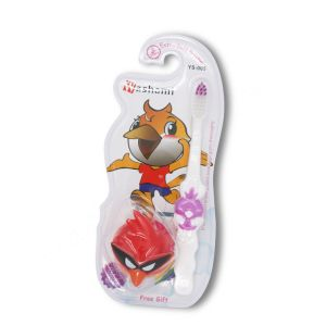 Washami 2in1 Bird Toy and Baby Toothbrush pictures & photos