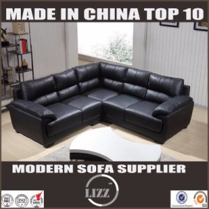 Hot Sale Traditional Sectional Leather Sofa for Living Room pictures & photos