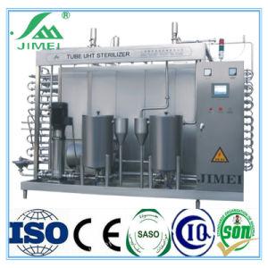 Tube Uht Milk Sterilizer/Milk Machinery pictures & photos