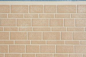 Heat Insulation Exterior Decorative PU Foam Sandwich Wall Panels pictures & photos