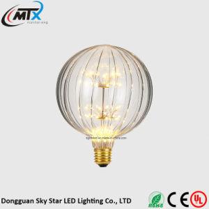 CE UL Warm White Creative Design LED 3W Decorative Bulb pictures & photos