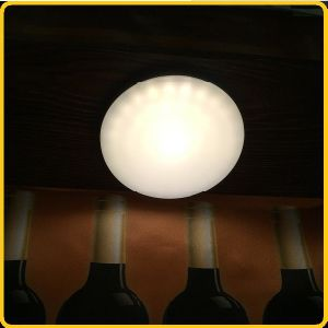 Surper Bright LED Round Puck Light for Cabinet, Furniture pictures & photos