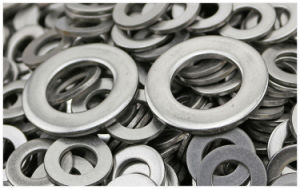 DIN125 High Strength Flat Gasket Stainless Steel Flat Washer pictures & photos