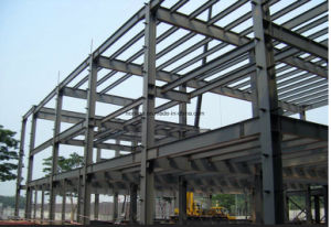 High Quality Low Cost Prefabricated Steel Construction Structure Building pictures & photos