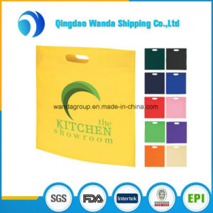 Best Seller Low Price Strong LDPE Gift Die Cut Bag pictures & photos