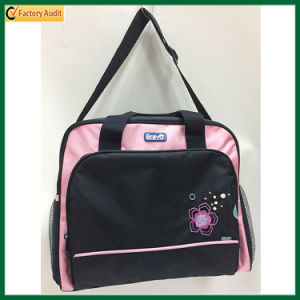 Fashion Messenger Shoulder Bag Sling Bag with Embroidery (TP-SD141) pictures & photos