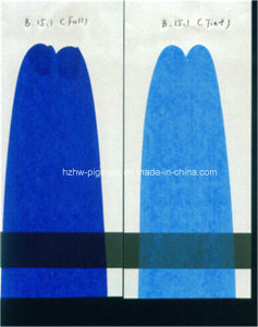 Organic Pigment Fast Blue BS pictures & photos