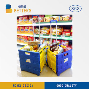 Relax Food storage Folding Cart Trolley pictures & photos
