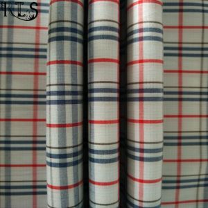 100% Cotton Poplin Woven Yarn Dyed Fabric for Shirts/Dress Rls40-42po pictures & photos
