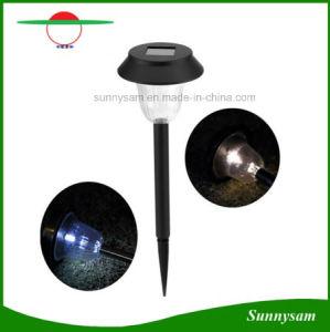 Garden Stainless Steel Solar Lawn Lamp LED Mushroom Solar Garden Lawn Light pictures & photos