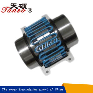 Tanso Flexible Grid Shaft Coupling with ISO Certificate pictures & photos