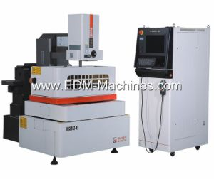 Low Cost CNC Wire Cut Machine pictures & photos