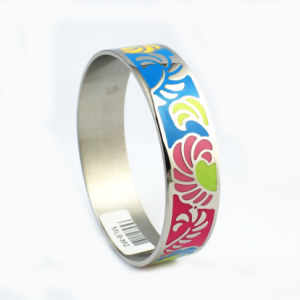 Factory Directly Sale Lotus Flower Bracelet for Girls pictures & photos