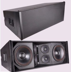 "Dual 12"" Passive 3 Full-Way Range Line Array Speaker pictures & photos"