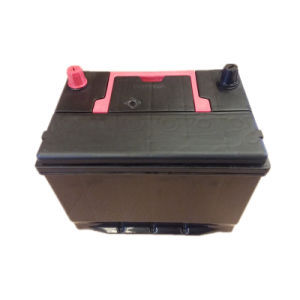55D26L N50zl 12V60ah Maintenance Free Lead Acid Rechargeable Car Battery pictures & photos