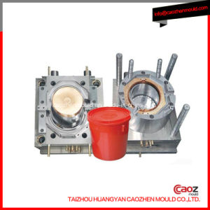 Plastic Injection Paint Bucket Molding for Putting Oils and Waters pictures & photos