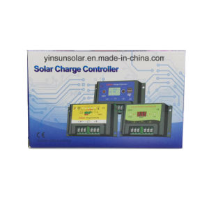 20ah Solar Charge Controller with Single-Chip Microcomputer Control pictures & photos