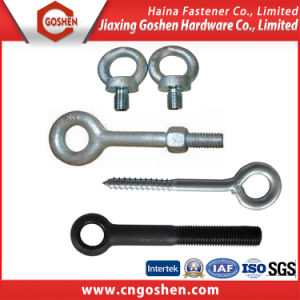 High Quality Carbon Steel Stainless Steel Eye Bolts (M3-M100) pictures & photos