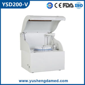 Clinical Laboratory Equipment Full Automatic Veterinary Biochemistry Analyzer pictures & photos