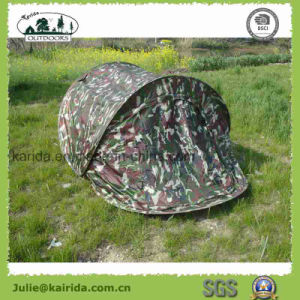 Outdoor Pop up Dome Camping Tent Single Layer 2 Person pictures & photos