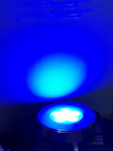 RGB LED Puck Light pictures & photos