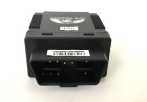 Plug and Play Quad Band Vehicle GSM OBD GPS Tracker GPS306b, 2.4G Attendance Management pictures & photos