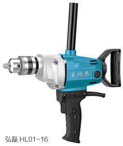 Hole Hot Selling Forward and Reverse Electric Impact Drill (HL01-16) pictures & photos