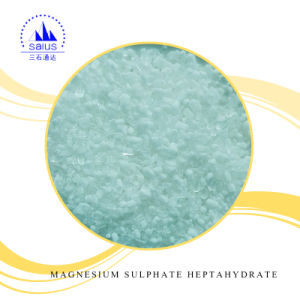Heptahydrate Magnesium Sulphate (MgSO4.7H2O) of Fertilizer pictures & photos