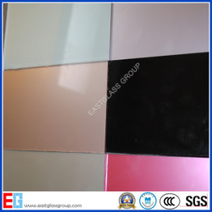 3mm-8mm Back Painted Glass/White Painted Glass/Painted Glass with Red, Blue, Green, Black Color pictures & photos