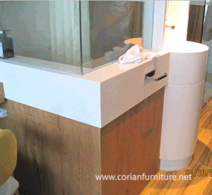Hotel Bathroom Furniture Bathroom Washing Stand Units pictures & photos