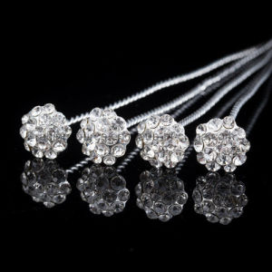 Sprkly Bouquet Jewelry Pick Wedding Bouquet Jewelry pictures & photos