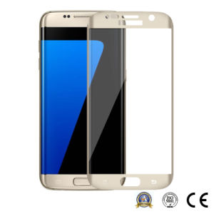 3D Curved Touch Screen Protector for Samsung S7 Edge pictures & photos