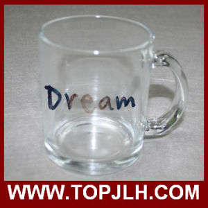 Blank Sublimation 11oz Transparent Glass Mug pictures & photos