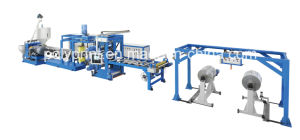 PP Sheet Extrusion Line (PP-SJ100/33-700B) pictures & photos