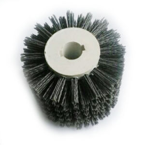 Abrasive Nylon Roller Brush for Grinding pictures & photos