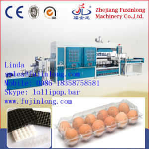 High Speed Plastic Blister Making Machine pictures & photos