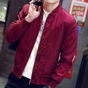 OEM Joint-Fabric Men′s Casual Fashion Jacket pictures & photos