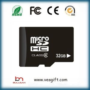 High Speed Customized Logo 100% Capacity SD Micro Card pictures & photos