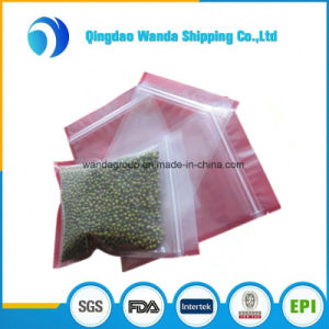 Wholesale Clear Custom LDPE Plastic Zip Lock Bag for Food Packing pictures & photos