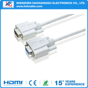 15pin 1.5m-50m VGA to VGA Cable for Computer TV HDTV pictures & photos