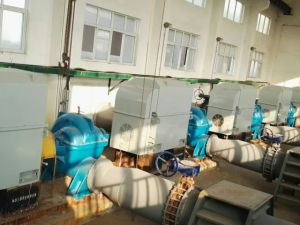 High Flow Crude Oil Transfer Centrifugal Corrosion Skid Mounted Pump pictures & photos