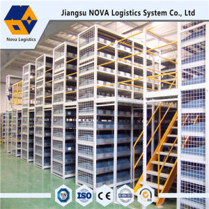 Racking Supported Steel Mezzanine From China Manufaceturer pictures & photos