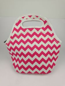 Neoprene Custom Children Insulated Lunch Bag pictures & photos