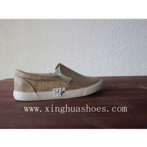 Canvas Shoes Casual Shoes Shiny Shoes pictures & photos