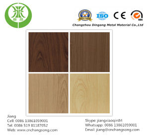 Wooden Color Coated Steel Coil pictures & photos