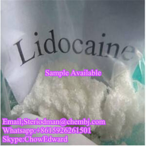 Bulk Export Stock Now 100% Pass to UK Supply Local Anesthetic Drug Benzocaine pictures & photos
